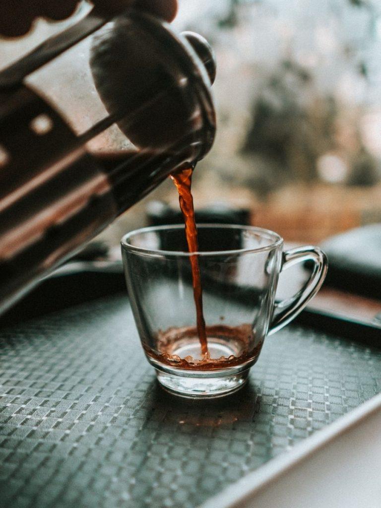 long black coffee recipe