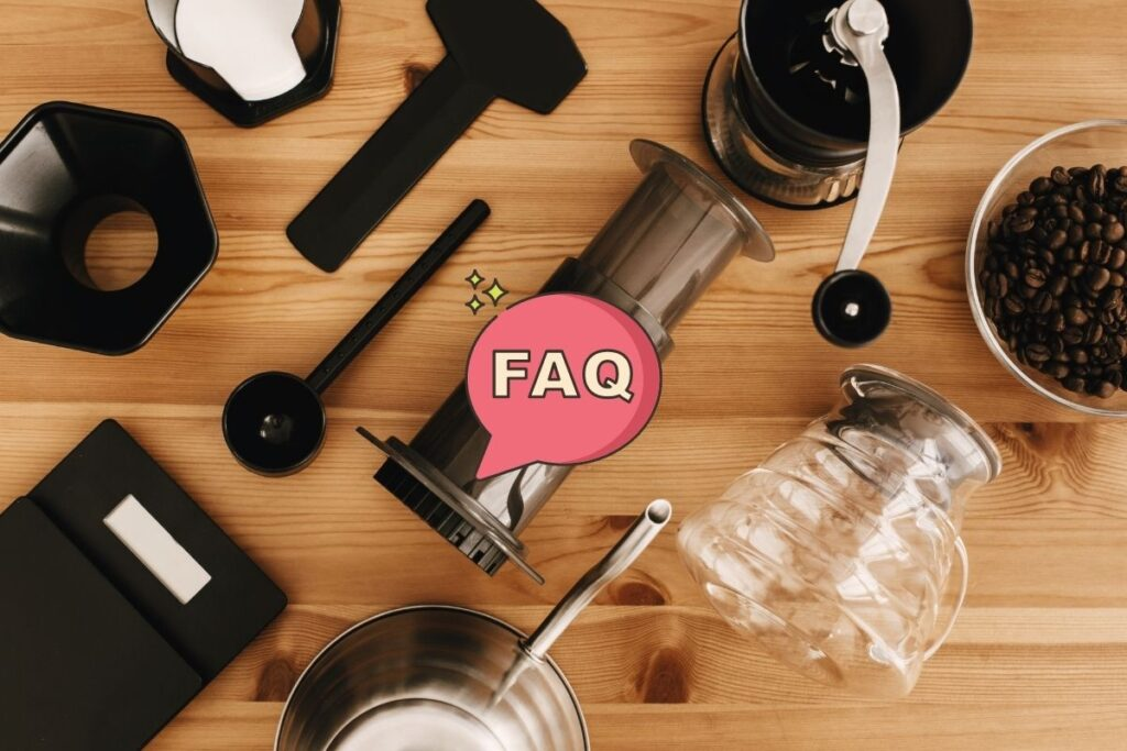 AeroPress Cleaning Guide