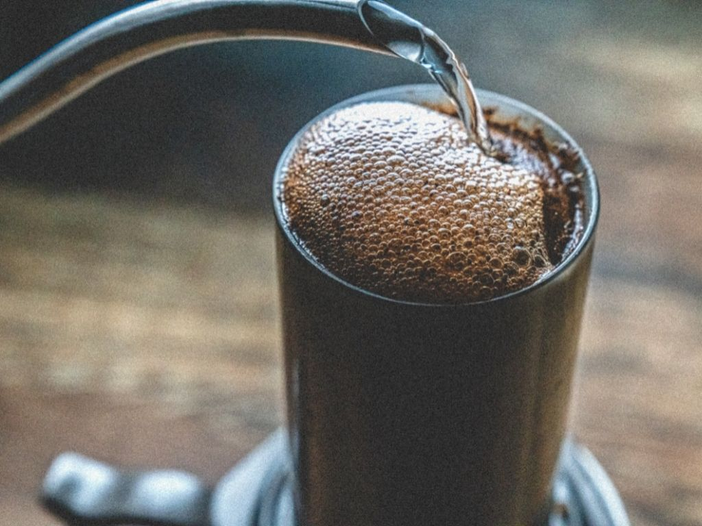 inverted aeropress brewing guide
