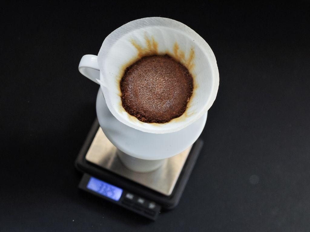 coffee bloom effects