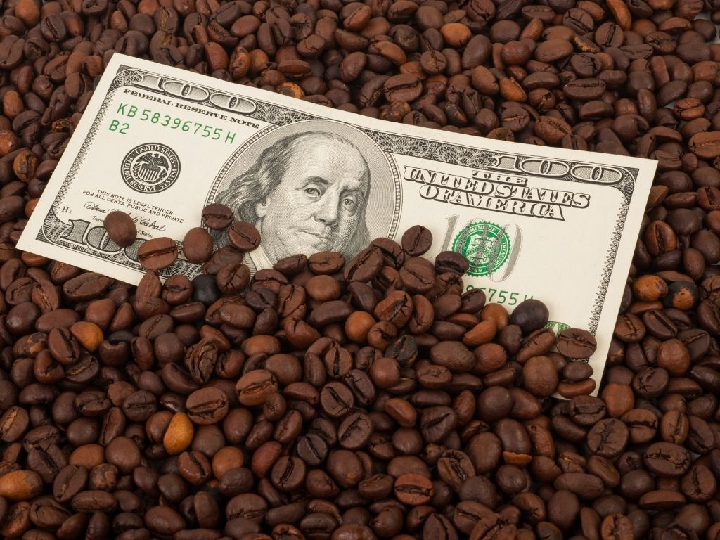 buying cheap coffee