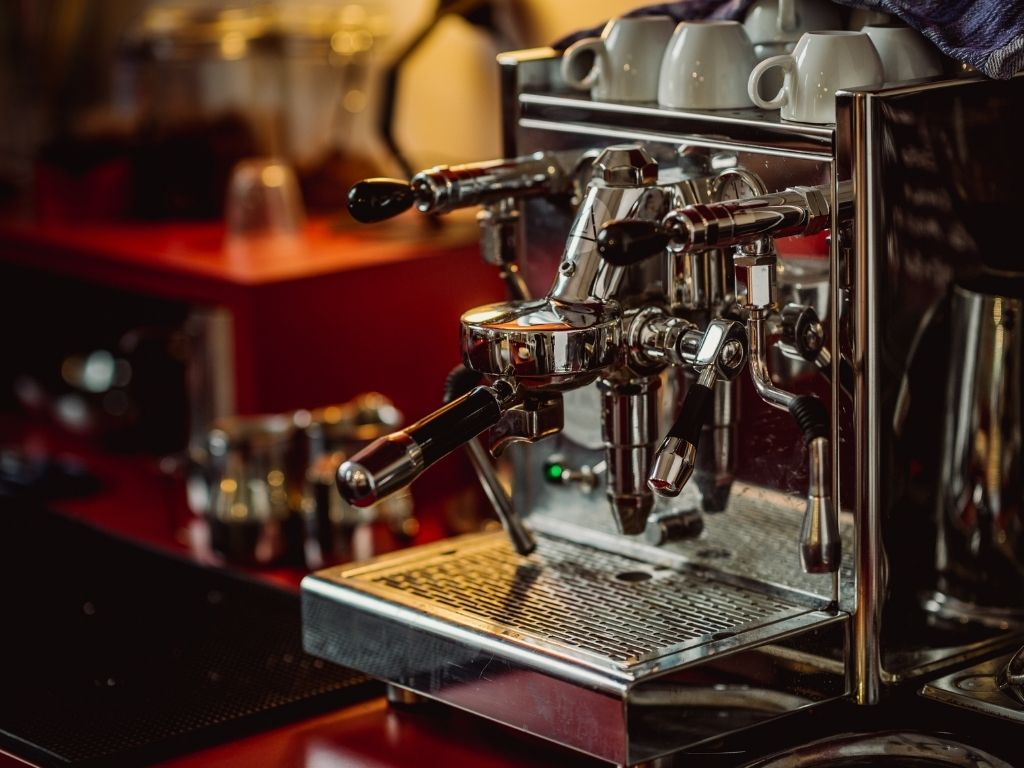 espresso machine questions