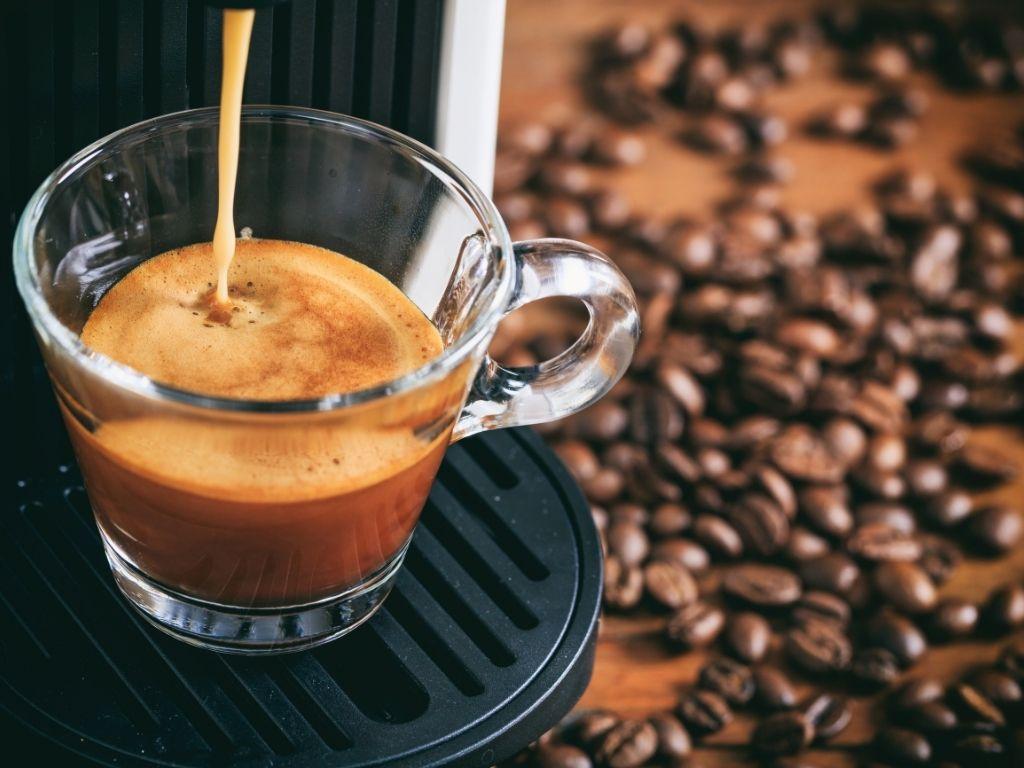 single vs double shot espresso shots