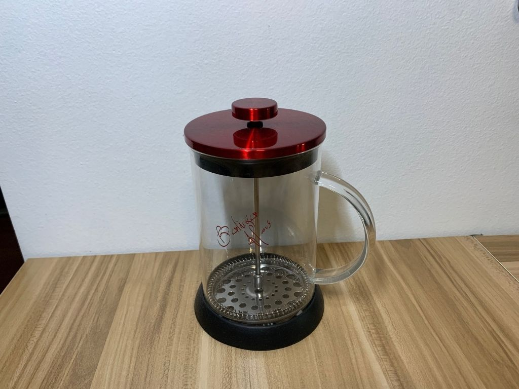 french press questions answered