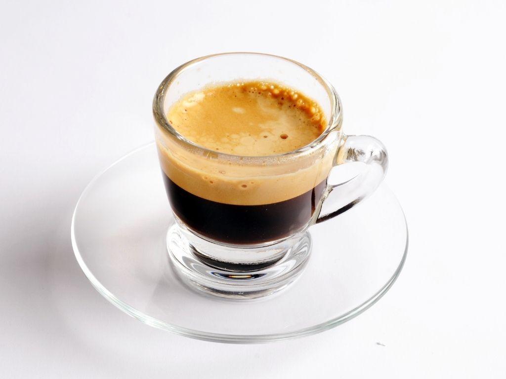 espresso with instant coffee