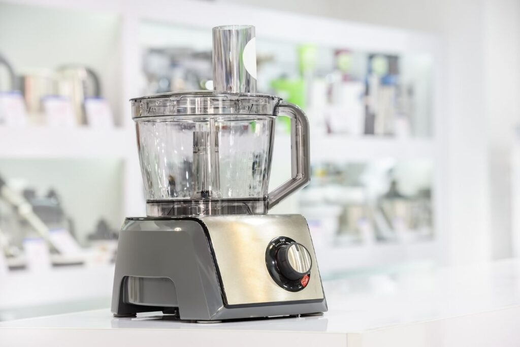 How to Grind Coffee in a Magimix